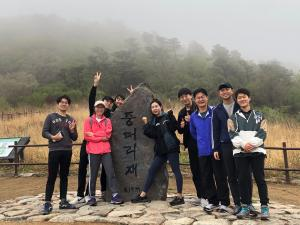 2019 April BML hiking @ mudeung mountain 이미지
